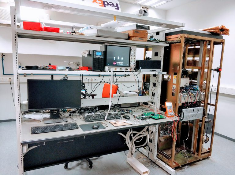 The Hardware Security Lab